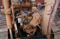 Case 850D Bulldozer