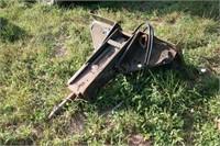 Bobcat Quick Attach Hydraulic Jackhammer