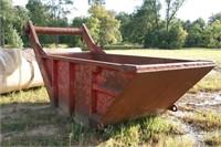 6 x 13 x 4' Stone Boat