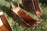 "12"" x 2.5 cu. ft. Backhoe Trenching Bucket"