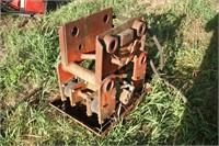 Ho-Pac Vibratory Soil Compactor