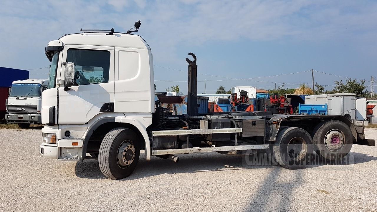 Scania P124.420 Uzywany 2000