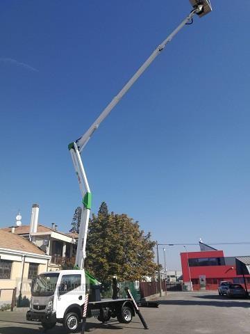 COMET 22.2.10HQ JIB Nuovo 2019