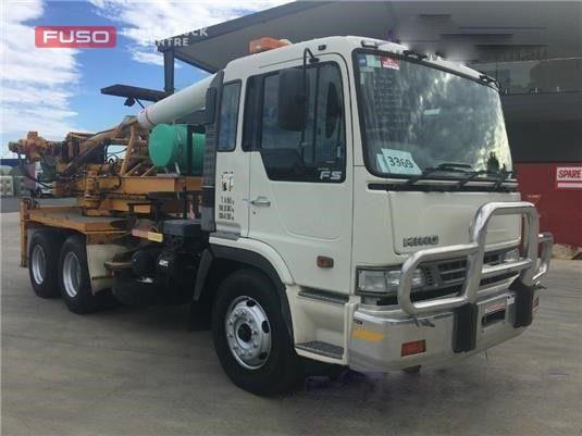2000 Hino Ranger 50 FS Taree Truck Centre - Trucks for Sale