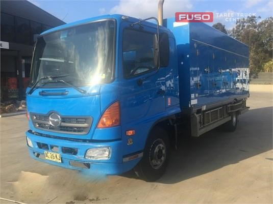 2004 Hino 500 Series 1026 FD Taree Truck Centre - Trucks for Sale