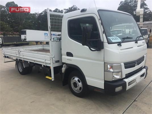 2011 Fuso Canter 515 Taree Truck Centre - Trucks for Sale