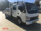 2007 Fuso Canter Service Vehicle