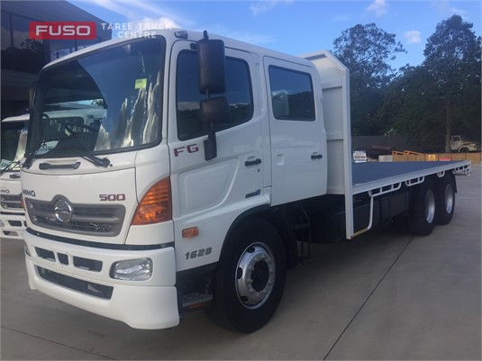 2011 Hino Ranger 9 FG Taree Truck Centre - Trucks for Sale