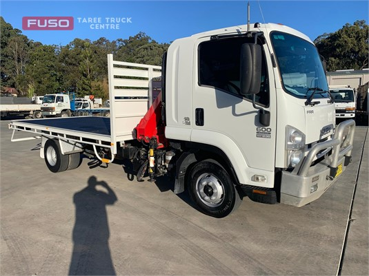 2008 Isuzu FRR 600 Taree Truck Centre - Trucks for Sale