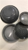 Granite Ware 4 Pieces