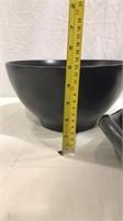 """Cuisinart 10"""" Bowl, Ceramic Tray"""