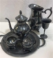 Rogers Silver Service