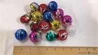 Assorted Christmas Tree Balls
