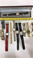 Assorted Ladies's Wrist Watches (11)