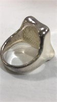 925 Thailand Sterling Ring
