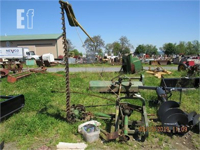 3PT SICKLE BAR MOWER Other Online Auctions - 1 Listings