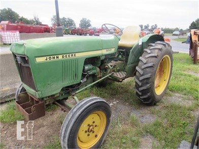 JD 950 TRACTOR Other Online Auctions - 1 Listings