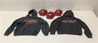 Assorted Arkansas Clothing-