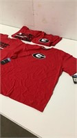 Assorted Georgia Shirts-