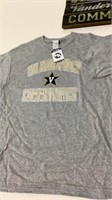 Vanderbilt Commodores Sign and Shirts-