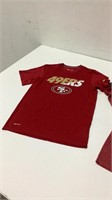 Assorted San Fransico 49ers Shirts-