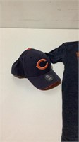Chicago Bears Shirt and Hats-