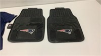 New England Patriots Shirt and Floor Mats-