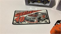 Michigan Die Cast Cars and NASCAR License Plates-