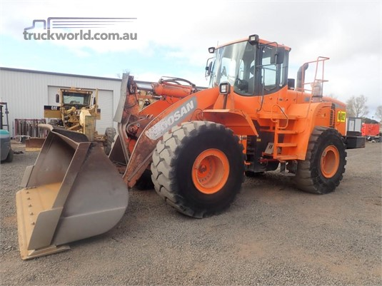 2012 Doosan other - Heavy Machinery for Sale