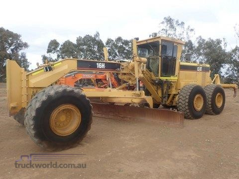 1996 Caterpillar 16H - Heavy Machinery for Sale