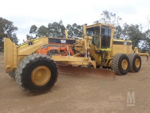 1996 CAT 16H For Sale In Dubbo, New South Wales Australia