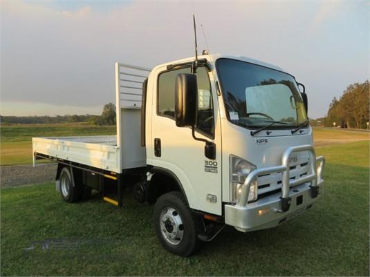 2012 Isuzu NPS 300 4x4 - Trucks for Sale
