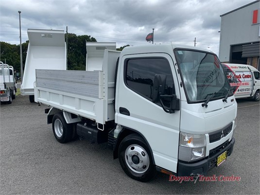 2017 Fuso Canter 515 Factory Tipper Dwyers Truck Centre - Trucks for Sale