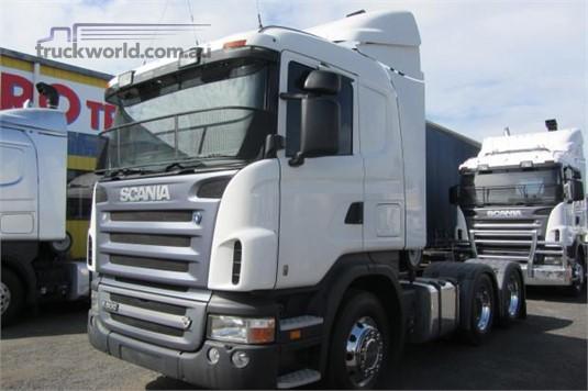 2007 Scania R580 - Trucks for Sale
