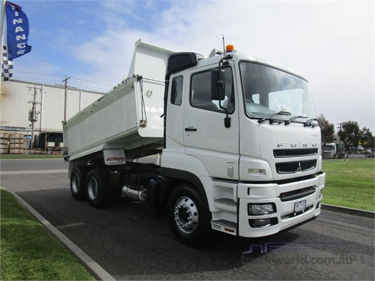 2013 Fuso FV51 Heavy Duty - Trucks for Sale