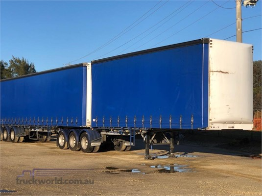 2006 Maxitrans B-Double - Trailers for Sale