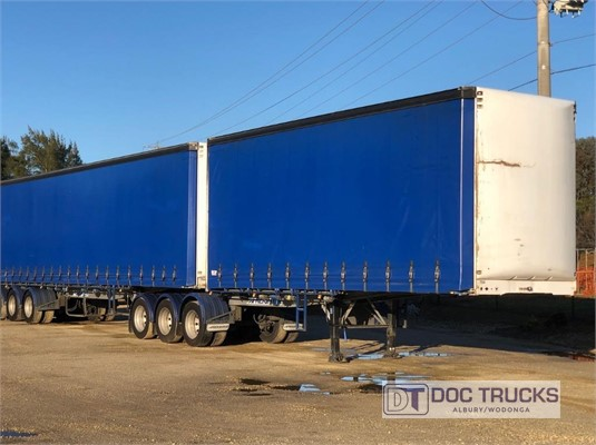 2006 Maxitrans B-Double DOC Trucks - Trailers for Sale