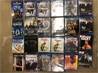 3573 NET: RESTPARTI OVER 10.000 DVD FILM MOMSFRI (VEJLE)