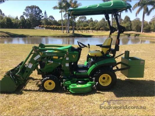 2016 John Deere 1025R - Farm Machinery for Sale