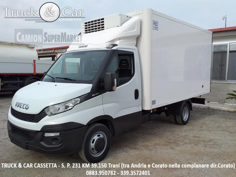 Iveco DAILY 35C15 Usato 2016 Puglia