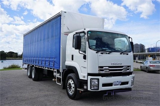 2016 Isuzu FVL 1400 Suttons Trucks - Trucks for Sale