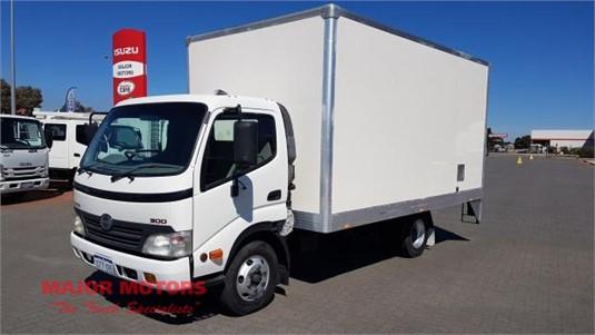 2010 Hino other Major Motors  - Trucks for Sale