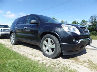 Gmc Acadia Suv Auction Results 17 Listings Auctiontime Com