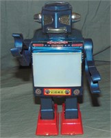 Boxed Japan Video Robot