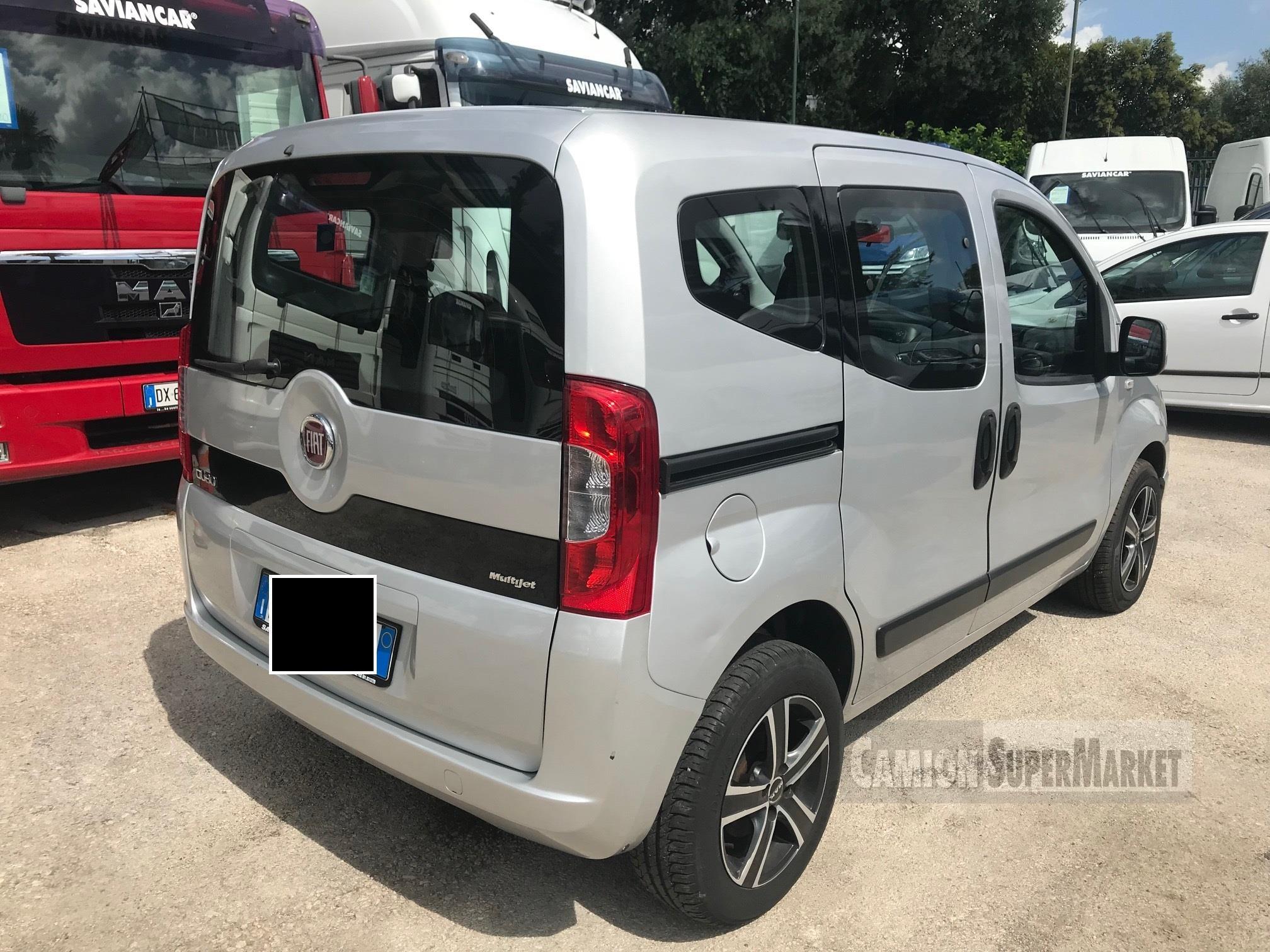 Fiat QUBO used 2014