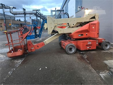 JLG N40E For Sale - 14 Listings | MachineryTrader.com - Page 1 of 1Machinery Trader