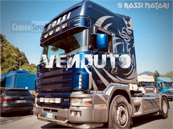 SCANIA R164L580  used