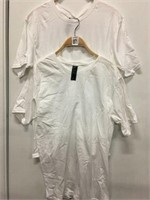 HANES MENS SHIRT 2PIECE SIZE SMALL