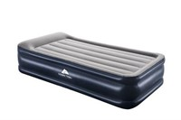 OZARK TRAIL TWIN AIRBED WITH BUILT-IN PUMP