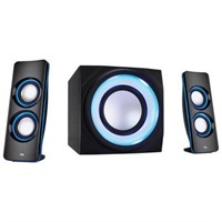 CYBER ACOUSTICS BLUETOOTH 2.1 SPEAKER SYSTEM